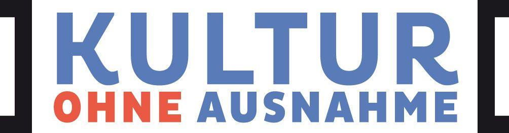 Logo Kultur ohne Ausnahme